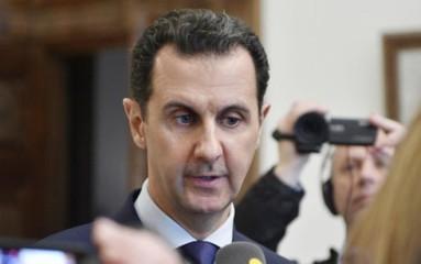 シリアのアサド大統領、安全地帯構想「現実的でない」 - ảnh 1