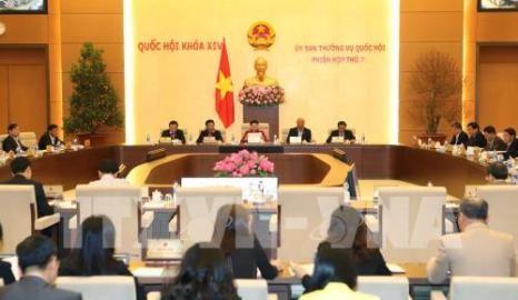 第7回国会常務委がまもなく開催 - ảnh 1