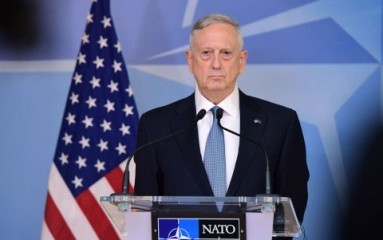 NATO周辺に「不安定の弧」 米国防長官、安保会議で - ảnh 1