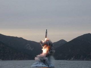 米中外相会談、中国に朝鮮への影響力行使求める - ảnh 1