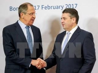 停戦徹底で合意=ウクライナ東部 - ảnh 1