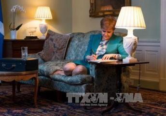 スコットランド独立の住民投票、正式に要請 - ảnh 1