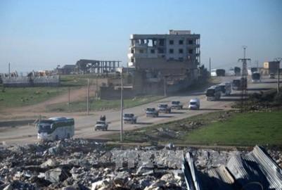 EU、シリア政権退陣要求で一致 - ảnh 1