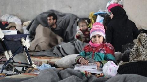 シリア化学兵器使用を非難=年内に6640億円拠出-支援会合 - ảnh 1