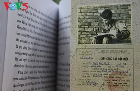 記者チャン・マイ・ハインの歴史小説「戦争の記述」 - ảnh 3
