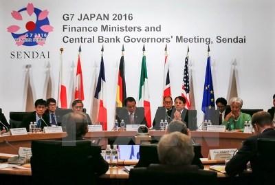 G7外相会合 共同声明でのロシアへの言及が焦点 - ảnh 1