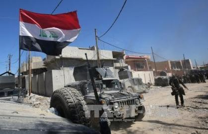 「イスラム国」、イラク支配地域の4分の3失う イラク軍発表  - ảnh 1