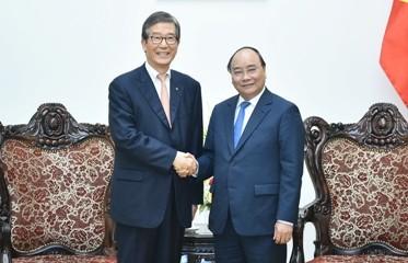 KDB、ベトナムの経済社会発展にさらに寄与したい - ảnh 1