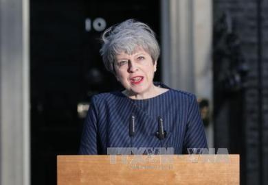 EU、英総選挙実施を歓迎 - ảnh 1