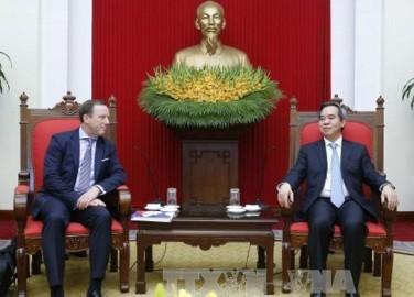 ベトナム、欧州企業の投資を歓迎 - ảnh 1