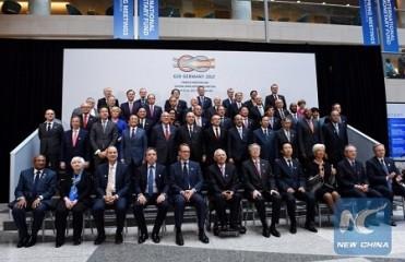 """G20閉幕 """"経済回復基調も下方リスク"""" 各国協調を確認 - ảnh 1"""