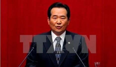 韓国国会議長、ベトナム訪問を開始 - ảnh 1