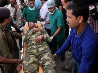 インドで毛沢東主義派の民兵が襲撃 26人死亡 - ảnh 1