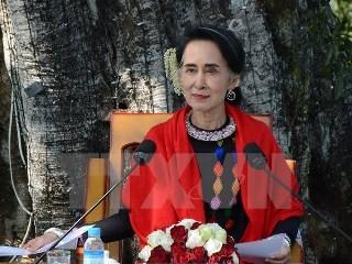 来月24日に和平会議=政府と少数民族武装勢力-ミャンマー - ảnh 1