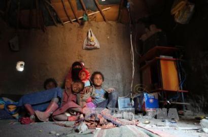 国連 食糧不足のイエメン支援に21億ドルの拠出呼びかけ - ảnh 1