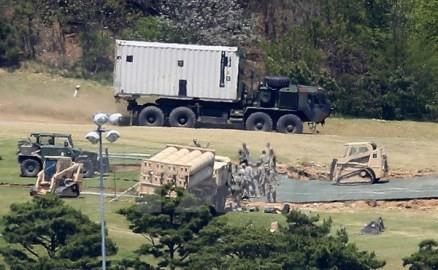 中国軍、THAAD配備に「実戦型対応を取る」 - ảnh 1