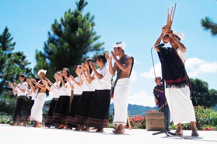 チュル族の独特な文化 - ảnh 1