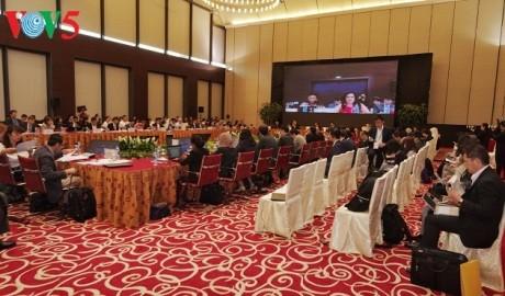 APEC SOM2の最後の議事日程 - ảnh 1