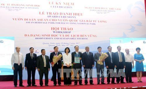 バイトゥロン国立公園、ASEANの遺産公園に認定される - ảnh 1