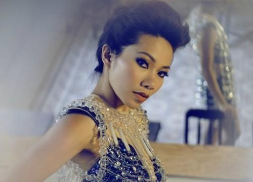歌手チャン・トゥ・ハ(Tran Thu Ha)の歌声 - ảnh 1