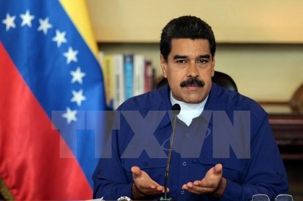 米政権、ベネズエラのマドゥロ大統領を制裁対象に指定 - ảnh 1
