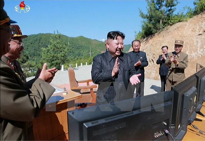 ARF議長声明 朝鮮民主主義人民共和国情勢に「深刻な懸念」を表明 - ảnh 1