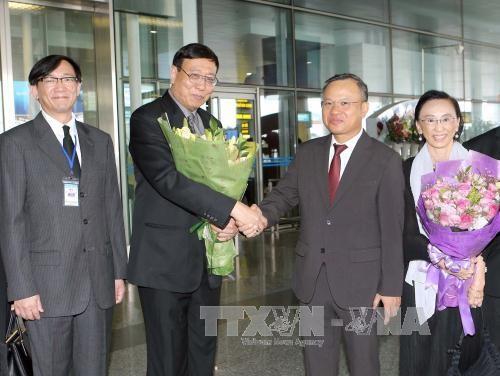 タイ国家立法議会議長、ベトナム訪問を開始 - ảnh 1