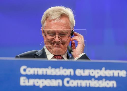 EU離脱清算金、10月までに合意できない見込み=英離脱担当相 - ảnh 1