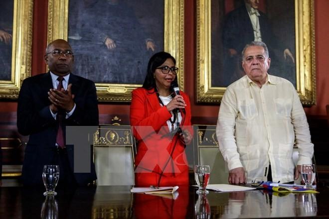 ベネズエラ 大統領派の「制憲議会」 従来の議会の立法権を剥奪 - ảnh 1