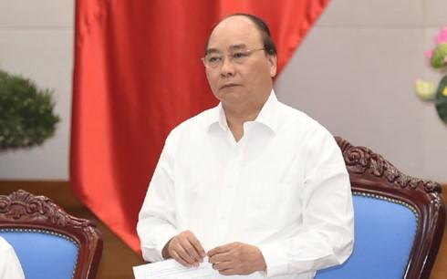 フック首相、立法に関する閣僚会議を主宰 - ảnh 1