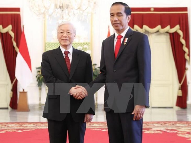 インドネシアのマスメディア:ベトナムとインドネシアとの関係を評価 - ảnh 1