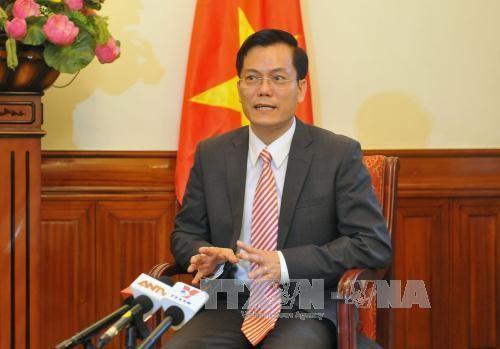 ベトナム外務次官 バチカン市国を訪問 - ảnh 1