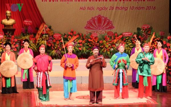 ベトナムの伝統歌劇ハットチェオの保存・開発 - ảnh 1