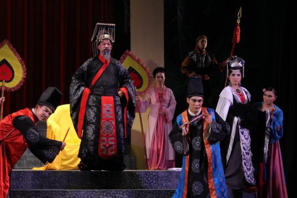 ベトナムの伝統歌劇ハットチェオの保存・開発 - ảnh 2