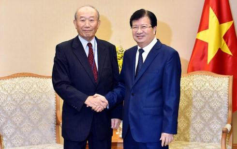日本企業のベトナム進出を奨励 - ảnh 1