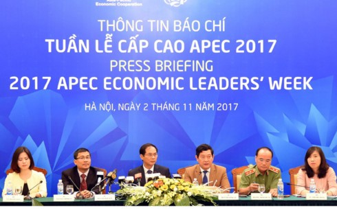 APEC CEOサミット2017への参加企業数、過去最高 - ảnh 1