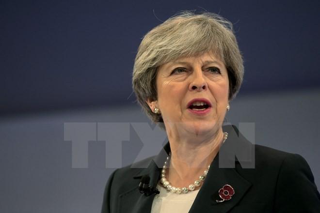 メイ英首相、EU離脱後2年の移行期間求める考え再表明へ - ảnh 1
