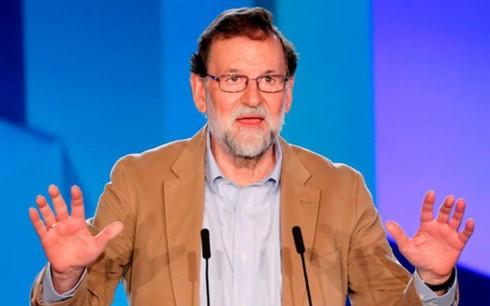 スペイン首相、「民主的で自由」なカタルーニャを取り戻すよう呼びかけ - ảnh 1
