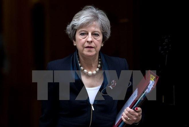 EUとの交渉結果を議会投票 離脱自体に影響なし=EU離脱相 - ảnh 1