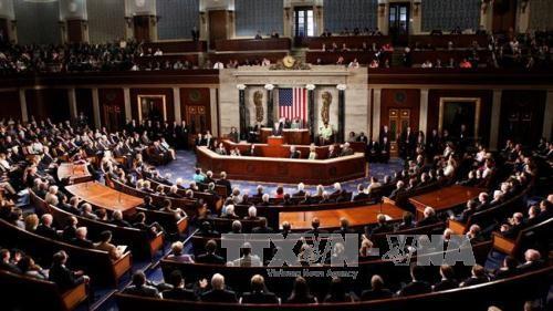 米下院、総額7000億ドルの国防権限法案を可決 - ảnh 1