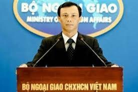 Juru Bicara Kementerian Luar Negeri Vietnam Luong Thanh Nghi menunjukkan bahwa kepulauan Hoang Sa (Paracel) termasuk dalam kedaulatan Vietnam. - ảnh 1