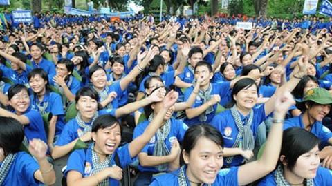Lagu-Lagu tentang Liga Pemuda Komunis Ho Chi Minh - ảnh 1