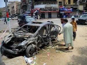 Kekerasan berdarah-darah di Pakistan - ảnh 1