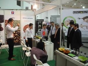 Vietnam ikut serta dalam Pekan Raya barang konsumsi di Sri Langkar - ảnh 1