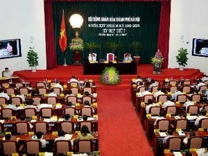 Persidangan ke-7  Dewan Rakyat kota Hanoi berakhir - ảnh 1