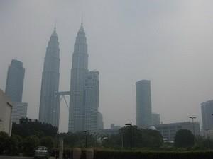 Sub kawasan ASEAN berbahas tentang polusi asap dan debu di Malaysia - ảnh 1