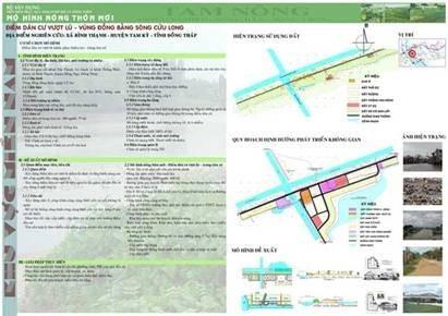 Meningkatkan kualitas perancangan pembangunan pedesaan baru - ảnh 1