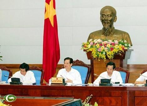 Perdana Menteri Nguyen Tan Dung melakukan temu kerja dengan Persatuan Wartawan Vietnam - ảnh 1