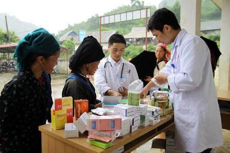 Kaum remaja provinsi Lai Chau bersatu padu membangun pedesaan baru - ảnh 1