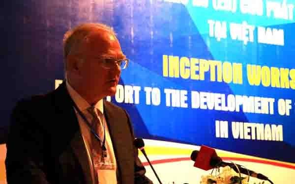 EU mengawali program bantuan perkembangan energi yang berkesinambungan di Vietnam - ảnh 1